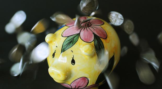 About 29% of people had no leftover cash over the last year to put into an account which could cover emergency bills