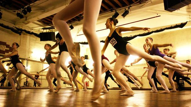 The report found it was easier to employ a ballet dancer than a quantity surveyor