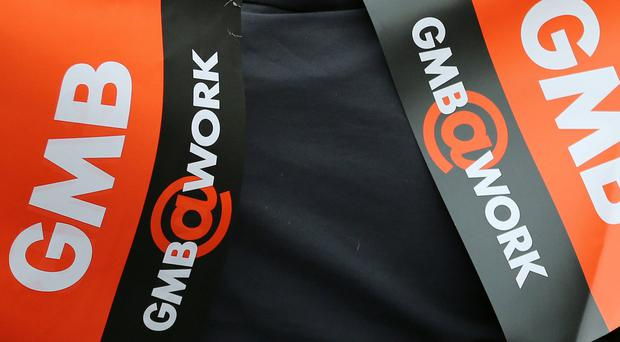 The GMB union said ministers should take urgent action to secure the development at Moorside in Cumbria