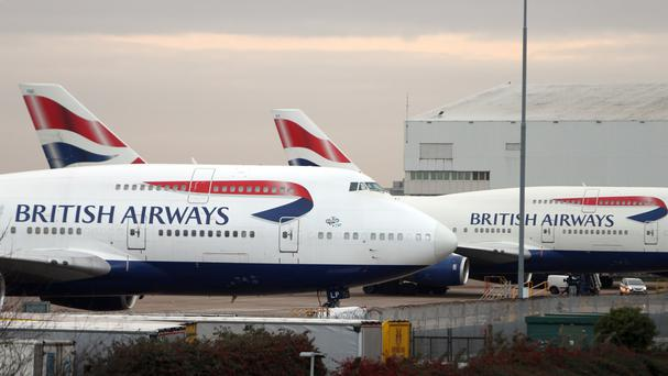 British Airways has said all its customers will fly to their destinations despite a second wave of strikes by cabin crew next week
