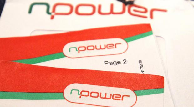 Npower said the move comes in the face of rising wholesale energy costs