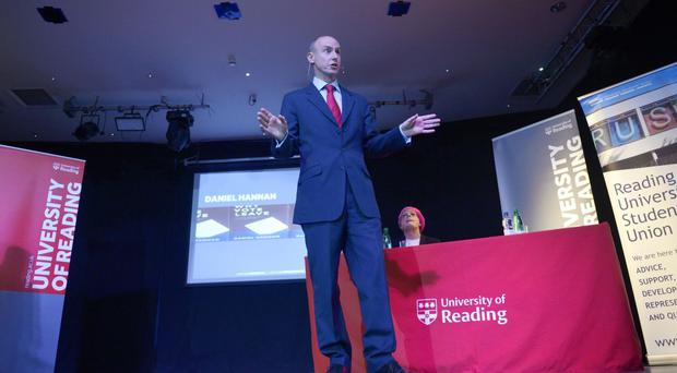 Daniel Hannan said it did not want the EU to collapse as it could hurt the economy