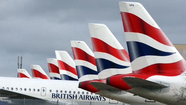 The workers are in BA's so-called mixed fleet