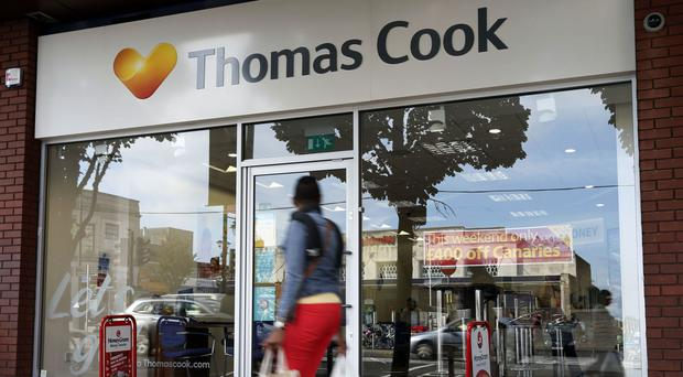 Thomas Cook is giving a trading update after a tough year for tourism