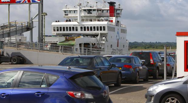 Industry body Discover Ferries said growth was driven by a 5% increase in demand for domestic trips