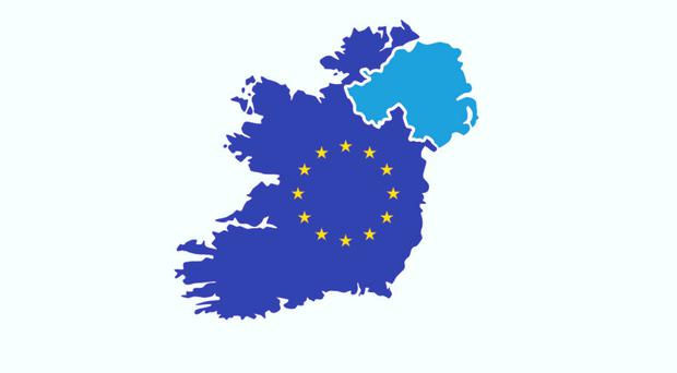 Northern Ireland is unique in the UK as it will share a land border with the EU after Brexit