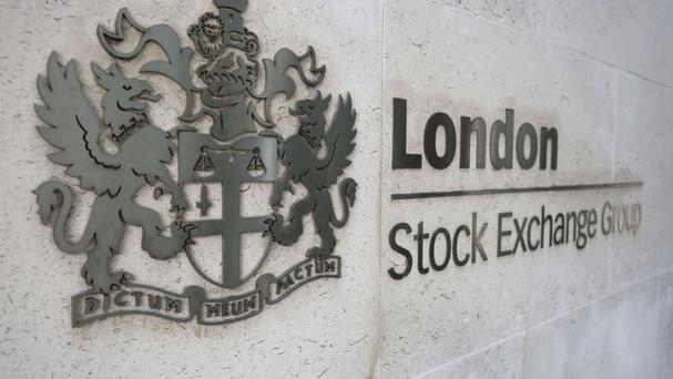 The FTSE 100 ended the day 16.15 points lower at 7,172.15