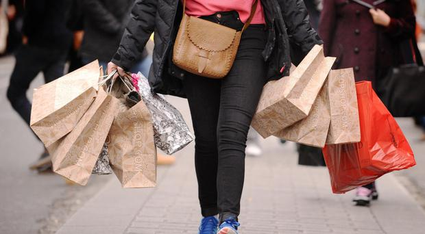 Retailers suffered the slowest growth in festive sales since 2009 over the three months to January