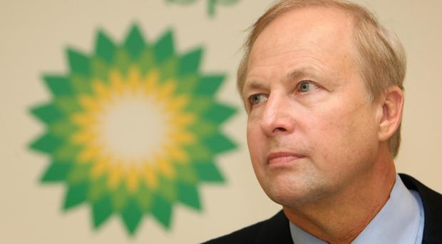 BP group chief executive Bob Dudley said the oil giant is well prepared for any volatility in oil pricing