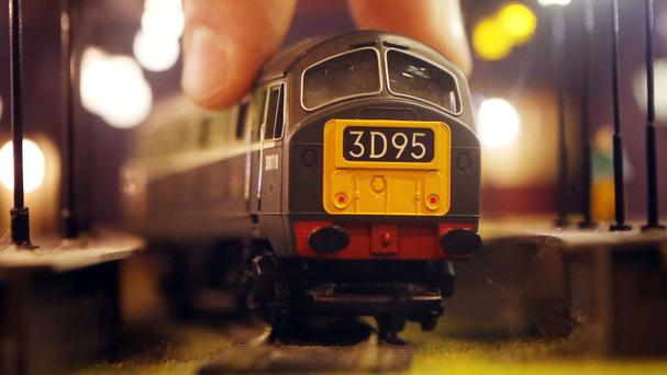 Toymaker Hornby warned in November that annual revenues would plummet by around a quarter