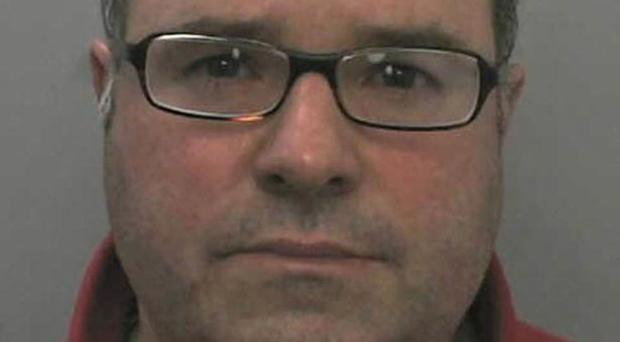 Consultant David Mills, 60, bribed HBOS manager Lynden Scourfield, 54, pictured, with designer goods, sex parties and