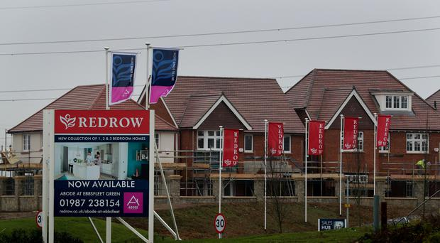 Redrow says it will make