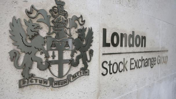 The FTSE 100 closed up 2.6 points at 7,188.82