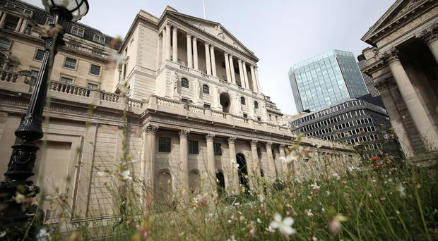Bank of England regulators issued the fines
