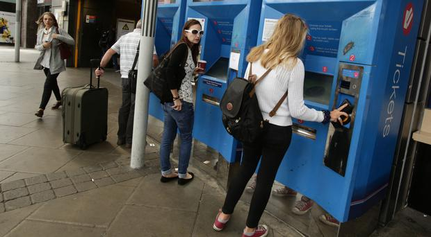The rail regulator found that 13% of train passengers using ticket machines chose more expensive tickets than required