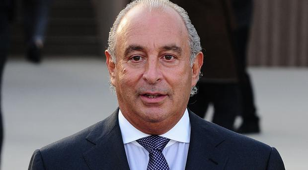 Sir Philip Green has faced questions in parliament over his role in the collapse of BHS