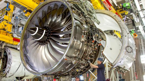 Rolls-Royce Reports $5 Billion Loss on Bribery Charges, Weak Pound