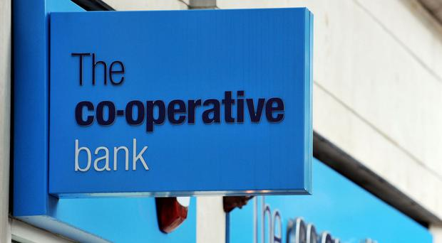 The Co-operative Bank is being put up for sale