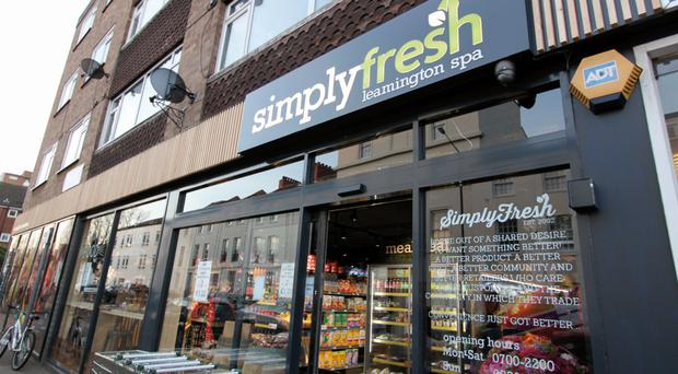Simply Fresh has outlets in UK locations such as Leamington Spa, but its only Northern Ireland store has shut