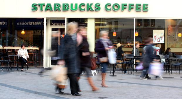 Starbucks is due to open at Ards Shopping Centre in the spring