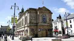 Coleraine town centre is a successful retail destination, and interest in the shop units is expected to be strong