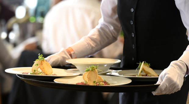 The TUC said waiters are among 660,000 more workers employed without guaranteed hours or basic employment rights in the last five years