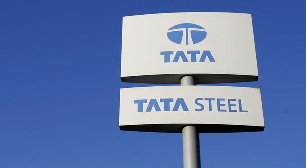 Tata said the line is the fastest, biggest and most efficient in the UK