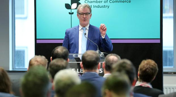 Speech: Mike Nesbitt