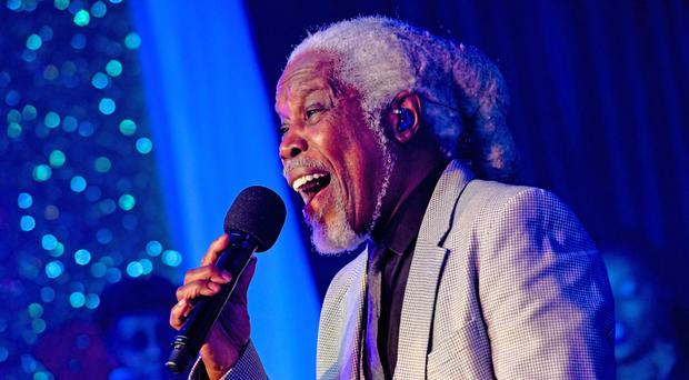 Leslie Hughes and Alan Bailie arranged a concert featuring Billy Ocean, which raised £105,000 for charity