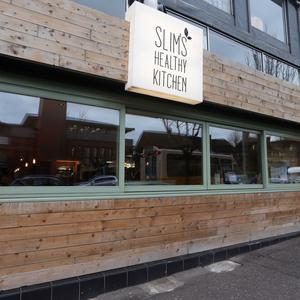 Slims Kitchen on the Lisburn Road in south Belfast