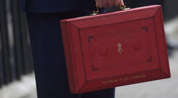 The Budget will be unveiled in March