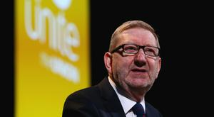 Unite general secretary Len McCluskey warned BMW to 'be under no illusions'