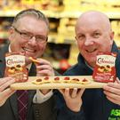 David Neill, national account manager at Kerry Foods, and Brian Conway, Asda buying manager NI