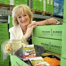 Mash Direct co-founder Tracy Hamilton