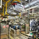 Around 1,900 staff manufacture the Vauxhall Astra at Ellesmere Port