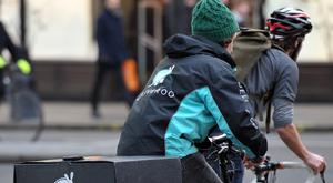 Dan Warne, UK managing director of Deliveroo, said 85% of its riders used the work as a supplementary income, working for an average of 15 hours a week