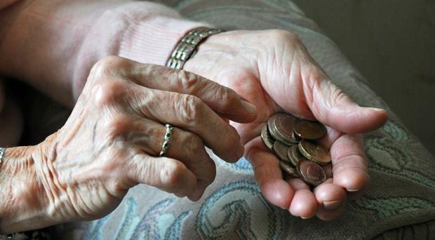 Some over-40s may be forced to ask their children for financial help when they retire, a survey has said