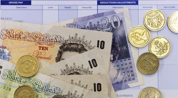 The figures demonstrated the caution employers were exercising over pay awards, researchers said