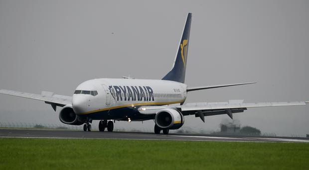 Ryanair's chief marketing officer Kenny Jacobs said 'we don't see a plan yet, and the clock is ticking'
