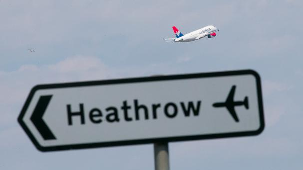 A consultation is under way over the possibility of a third runway at the west London hub