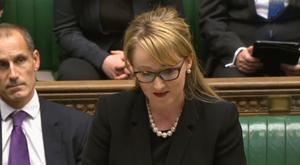 Shadow business secretary Rebecca Long-Bailey has called for