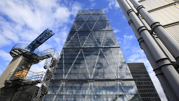 The Leadenhall Building, also known as the Cheesegrater, is to be sold to a Chinese property firm