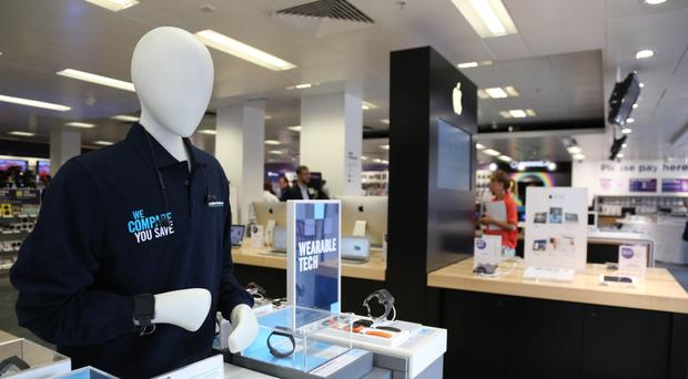 Shares in Dixons Carphone have lost nearly 20% of their value over the past six months