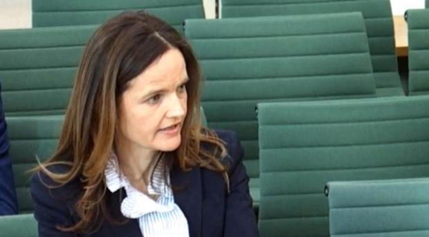 Charlotte Hogg is the Bank of England's new deputy governor