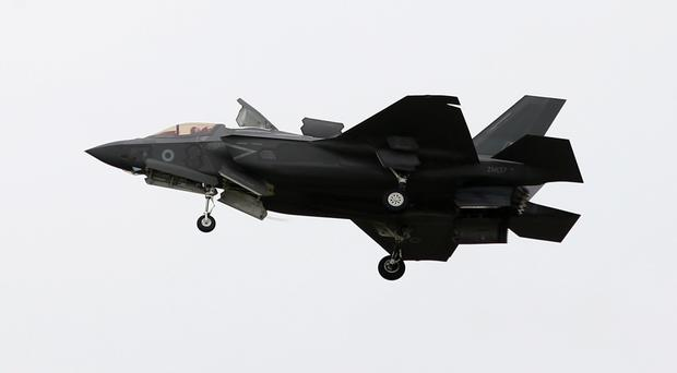 The Lockheed Martin F-35 Lightning II uses over 100 Cobham components