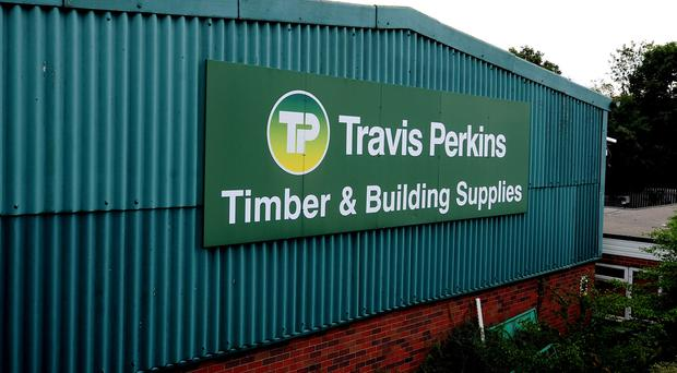 Profits have slumped for Travis Perkins