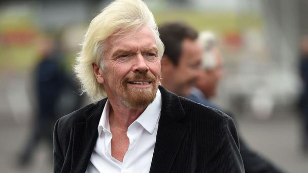 Sir Richard Branson said the new company is called Virgin Orbit