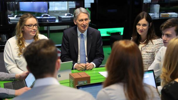 Chancellor Philip Hammond is to announce reform of technical education to bring in '15 world-class routes' better suited to business needs