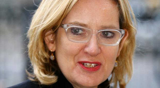 Amber Rudd said ministers have