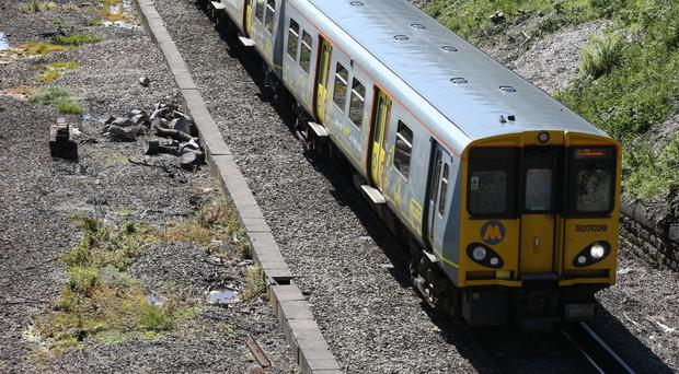 Merseyrail workers are staging industrial action over the role of conductors